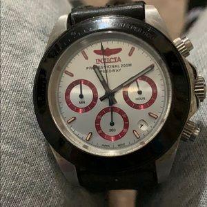 Invicta chronograph watch men's